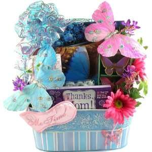 Gift Basket Village Me Time For Mom Deluxe Mothers Day Gift Basket