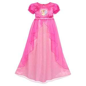 CINDERELLA+BELLE+AURORA~NIGHT GOWN~10~NWT~