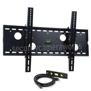 LCD PLASMA FLAT TILT TV WALL MOUNT 32 37 42 52 60 bm8 753182742915
