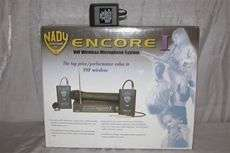 NEW NADY ENCORE I GT WIRELESS ELECTRIC GUITAR SYSTEM