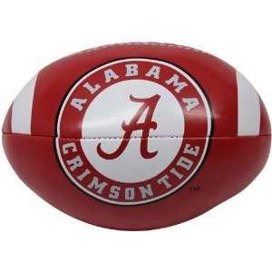 Alabama Crimson Tide 4 Quick Toss Softee Football