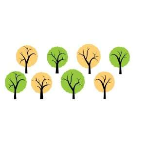 Wall Hugs Tree Wall Decal Forest