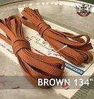 134 shoe lace KNEE HIGH ALL STAR CONVERSE BOOTS BROWN