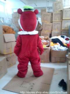 Yogi Bear Mascot Costume Fancy Dress Outfit EPE