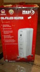 Heat Essential Oil Filled Electric Heater New Electric Heater