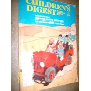 1976 no. 254 (Tintin in the land of gold): Parents Magazine: Books