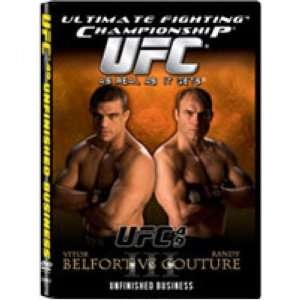UFC 49 Unfinished Business [DVD]