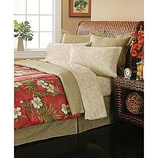 Hibiscus Garden Complete Bed Set  Essential Home Bed & Bath Decorative