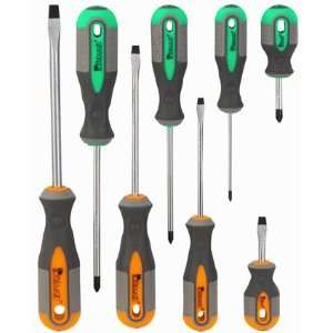 Pittsburgh 8 Piece Professional Screwdriver Set