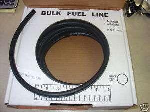 25 Briggs & Stratton Rubber Fuel Line 1/4 ID 395051R