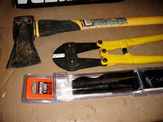 WHOLESALE LOT OF ASSORTED HOME AND GARDEN TOOLS