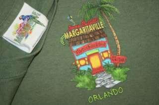 New JIMMY BUFFETT Margaritaville Orlando Florida T SHIRT S Blew Out My