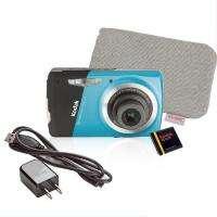 Kodak EasyShare M530 Digital Camera Bundle   Blue    Sam