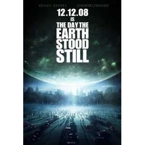 THE DAY THE EARTH STOOD STILL 13X20 PROMO MOVIE POSTER