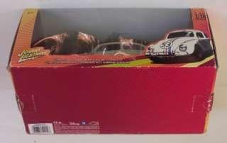 Herbie The Love Bug 118 VW Bug Johnny Lightning Disney LE Volkswagen
