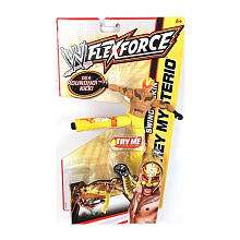 WWE FLEXFORCE Action Figure   Swing Kickin Rey Mysterio   Mattel