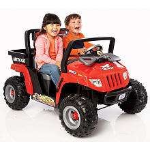 Power Wheels Fisher Price Red Arctic Cat Ride On   Power Wheels