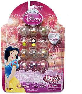 Squinkies Disney Princess Bubble Pack   Snow White   Blip Toys