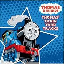 Thomas & Friends Thomas Train Yard Tracks CD   Koch Records   ToysR
