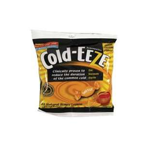 Cold Eeze Cold Drop Lozenges, All Natural Honey Lemon   18