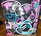 Monster High Draculauras Sweet 1600  Frankie Stein Doll Brand New in