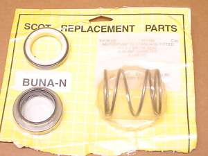 Scot Pump 3083K182 Motorpump 52 BUNA N Shaft Seal Kit