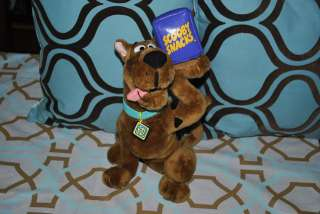 Scooby Doo Plush Doll Scooby Snacks 15 Cartoon Network