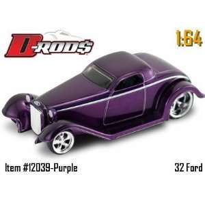 Jada Dub City D Rods 32 Ford 1:64 Scale Die Cast Car