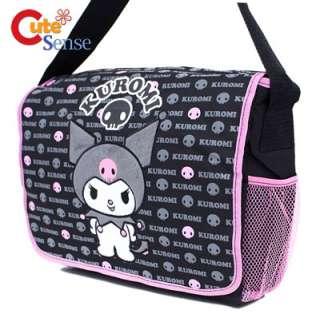 Sanrio Kuromi Shcool Messenger Bag Skull Bag 2