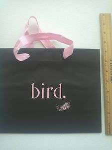 GIFT/PARTY FAVOR PAPER BAG BIRD MELROSE PLACE HOLLYWOOD