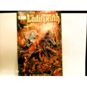 Lady Death (A Medieval Tale, 2 of 5): Books