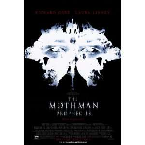 The Mothman Prophecies (2002) 27 x 40 Movie Poster Style B: