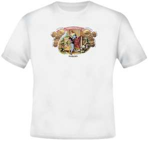 Romeo Y Julieta Cuban Cigar Tobbaco Logo T Shirt
