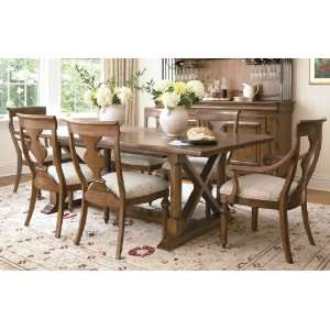 Universal Furniture Louies Dining Room Set: Home & Kitchen