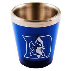 Duke Blue Devils Premium Acrylic Shot Glass Sports