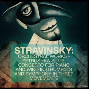 Symphony in Three Movements Moscow Radio Symphony Orchestra Music