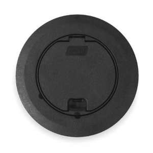 STEEL CITY 68R CST BLK Floor Box Cover And Carpet Plate