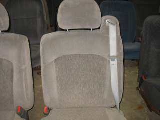 DRIVER SEAT SUBURBAN TAHOE YUKON SILVERADO GMC CLOTH