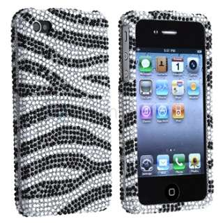 new generic snap on case compatible with apple iphone 4 4s silver