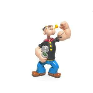 the Sailorman PVC Popeye Loose Mint Action Figure Toys & Games