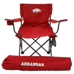 Arkansas Razorbacks NCAA Ultimate Adult Tailgate Chair
