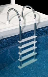 Stainless Steel Aboveground Swimming Pool Ladder (STD)