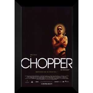Chopper 27x40 FRAMED Movie Poster   Style A   2001: Home