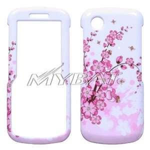 Spring Flower Design Snap On Hard Case for Samsung SGH