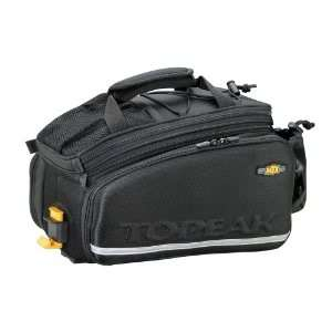 TOPEAK MTX TRUNK BAG DXP QUICK TRACK REAR BACK BIKE BICYCLE BLACK NEW