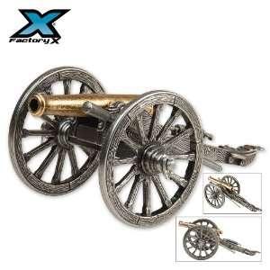 Miniature 1861 Replica Civil War Cannon