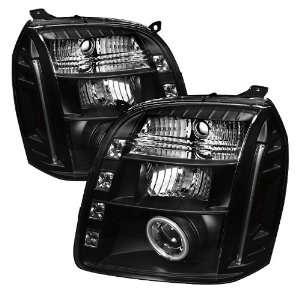 Spyder Auto PRO YD GY07 CCFL BK GMC Yukon/Yukon XL Black