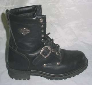Genuine Harley Davidson Faded Glory Boots 9.5