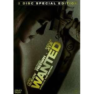Wanted   Scegli il tuo destino (doppio dvd) Angelina Jolie