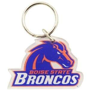 NCAA Boise State Broncos High Definition Keychain